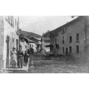 Bilieu : rue de la Meyrie