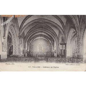 111 Tullins intérieur de l'église
