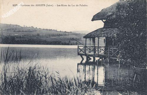 villages du lac de Paladru