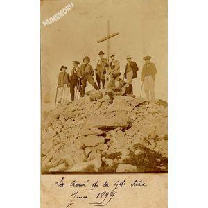 Croix de la Sure en juin 1899
