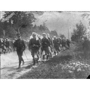 Saint Jean de Moirans : grandes manoeuvres en septembre 1902 3/3