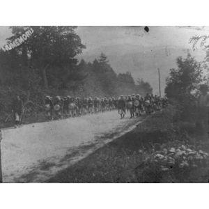 Saint Jean de Moirans : grandes manoeuvres en septembre 1902 2/3
