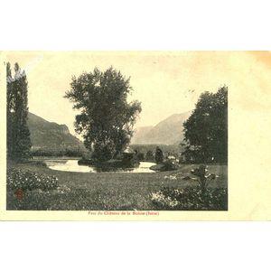 parc du château de la Buisse (Isère)