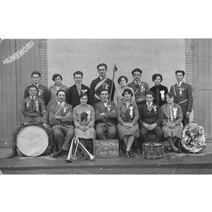 conscrits de la Batie-divisin en 1930
