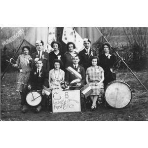 conscrits de Charancieu en 1926