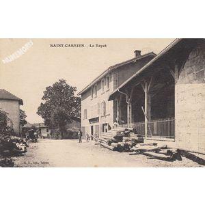 GD Saint-Cassien le Royet