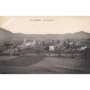 St-Cassien vue générale