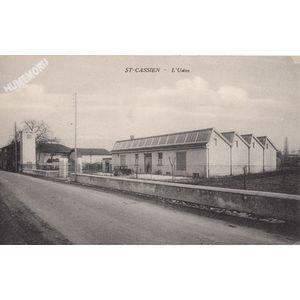 St-Cassien l'usine