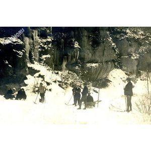 Saint Julien de Ratz ski et luge dans les gorges du Bret