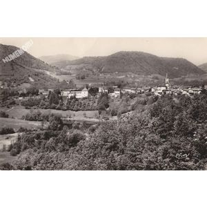 Saint-Etienne de Crossey (Isère) 306-49 vue générale