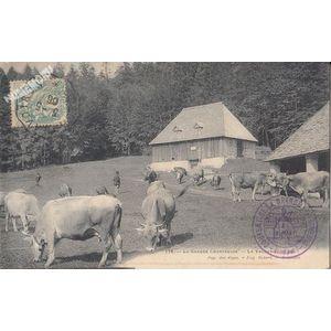 178 la Grande-Chartreuse la vacherie LL.