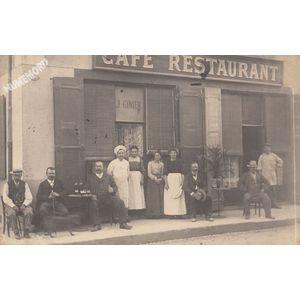 café restaurant J. Ginier