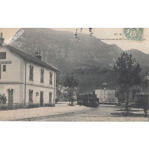 Cie VSB Saint-Laurent-du-Pont ... vol
