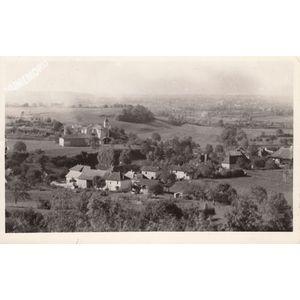 Charancieu (Isère) vue générale