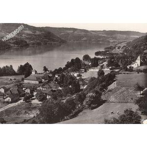 21.417 Paladru (Isère) et le lac de Charavines