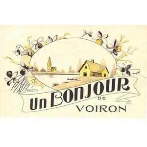 un bonjour de Voiron