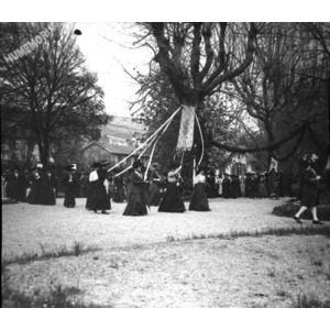 Voiron congrès eucharistique de 1911