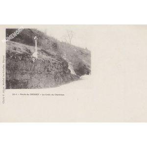 26-1 route du Crossey la croix du Chartreux