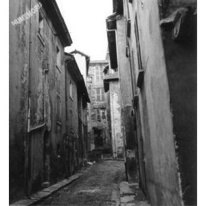 Voiron rue de l'ancienne poste
