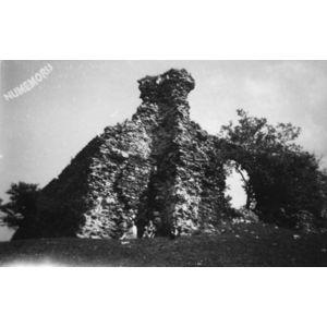 Voiron : le château de Montclar