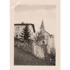 Saint Etienne de Crossey : église de Tolvon