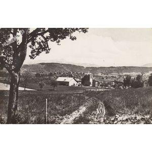 Velanne (Isère) le bourg