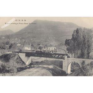 Cie VSB Pont de vesling et Notre-dame de Vouise