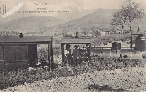 Coublevie cartes postales