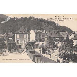 Cie VSB Saint-Laurent-du-Pont le Guiers-Mort et la Chapelle