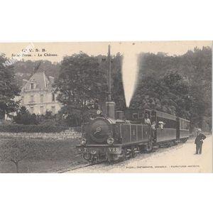 Cie VSB Saint-Béron le château