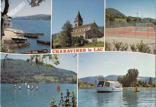 I 21417 Charavines le lac (Isère)