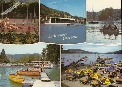 I 21416 lac de Paladru-Charavines (Isère)