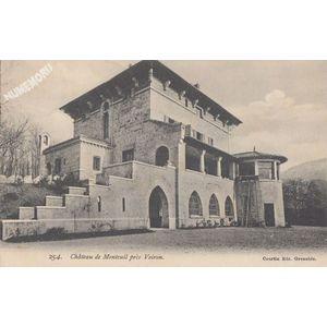 254 Château de Monteuil près Voiron