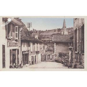 St-Geoire-en-Valdaine (Isère) le Bourg
