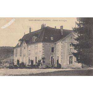 Saint-Geoire-en-Valdaine château de Longpra