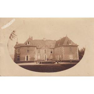 carte-photo du château de Longpra