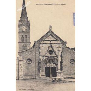 St-Geoire-en-Valdaine l'Eglise