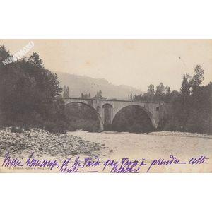 environs de Pont-de-Beauvoisin Pont sur le Guiers, à Chailles