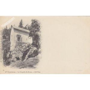 053 Gde-Chartreuse la chapelle St. Bruno ND phot