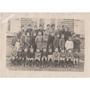 école de Montferrat en 1943