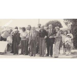 Montferrat : fête de saint Claude en 1976