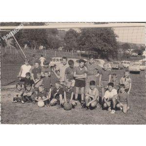 Montferrat : foot en 1967