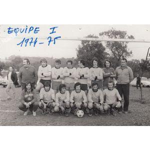 Montferrat : foot en 1974-75