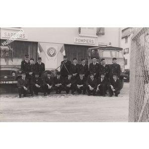 Montferrat : pompiers en 1978