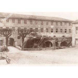 Rives : la Grande Fabrique béal avant 1940