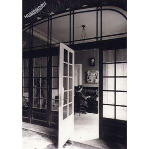 Rives : la Grande Fabrique central téléphonique vers 1950