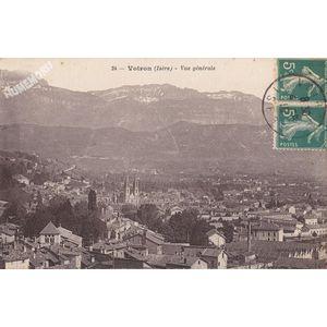 024 Voiron (Isère) vue générale