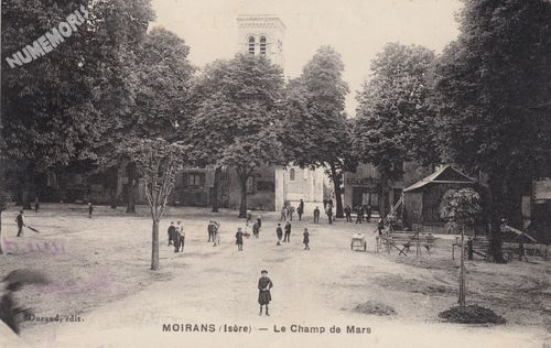 Moirans