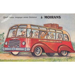 quel beau voyage nous faisons à Moirans