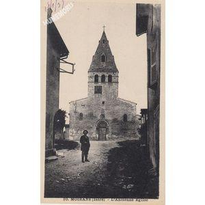 020 Moirans (Isère) l'Ancienne Eglise
